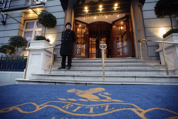 London 2012 – Hotels