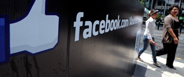 THAILAND-US-IT-INTERNET-IPO-FACEBOOK-ASIA