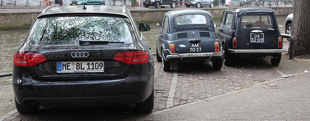 Cars in Amsterdam