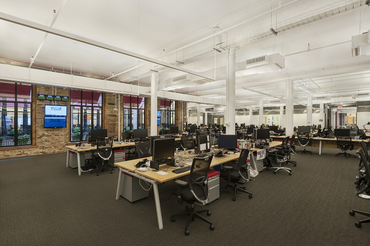 AppNexus 01 730x486 Awesome Offices: Inside 15 fantastic startup workplaces in New York