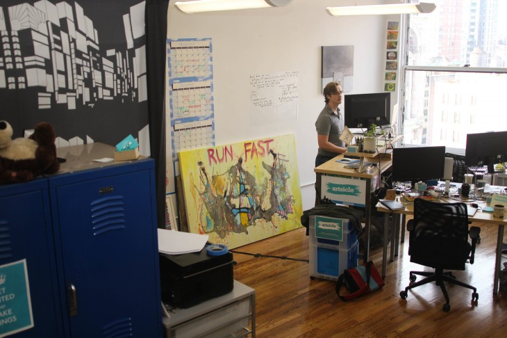 Artsicle 01 730x486 Awesome Offices: Inside 15 fantastic startup workplaces in New York