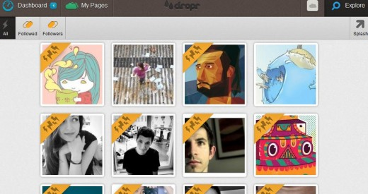 Dropr 14 of the best apps from 2012 for designers, developers and creatives