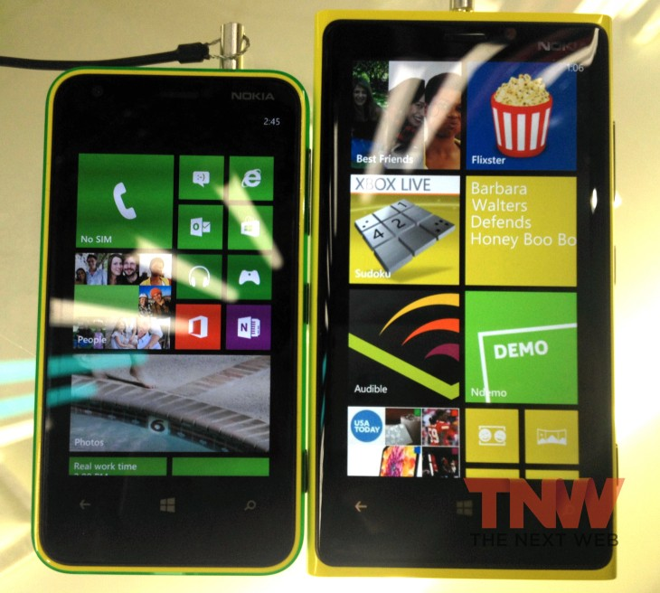 Lumia 620 7 730x656 Hands on with the Nokia Lumia 620 – a cheap and cheerful Windows Phone 8 device for non geeks