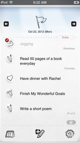 My Wonderful Goals 20 apps to help you keep your New Year resolutions