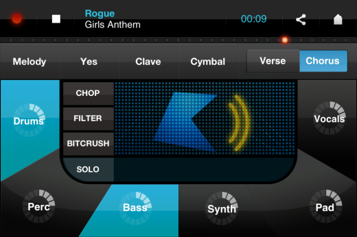 Photo 03 12 2012 10 04 28 520x346 Kiss Remixer: This app lets you download and remix songs from the UKs Kiss radio station