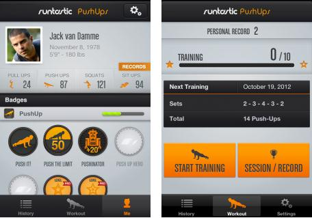 Runtastic 12 health focused apps to help you start 2013 the right way