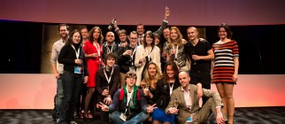 TNW team in Amsterdam