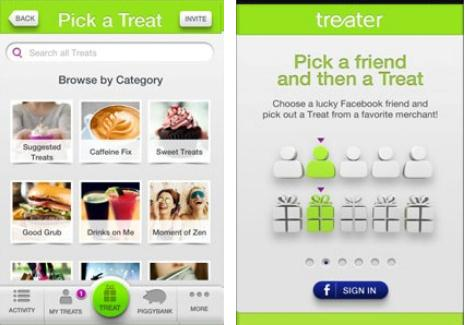 Treater 15 of the best social apps of 2012