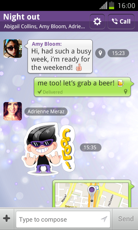 Viber 4 Free messaging and voice calling app Viber now boasts 140m users, growing at 400,000 new users per day