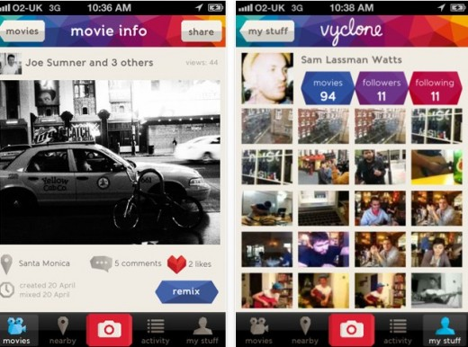 Vyclone 12 of the best news, media and movie apps of 2012