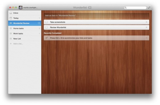 Wunderlist fullscreen 520x343@2x1 520x343 35 of the best productivity and lifehack apps of 2012