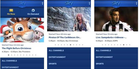 a3 Sky Go gets Jelly Bean support as it lands on 14 additional Android handsets