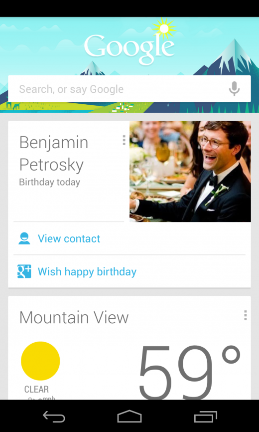 android birthday 520x866 Google launches 18 new Google+ features focusing on mobile, photos, events and Hangouts