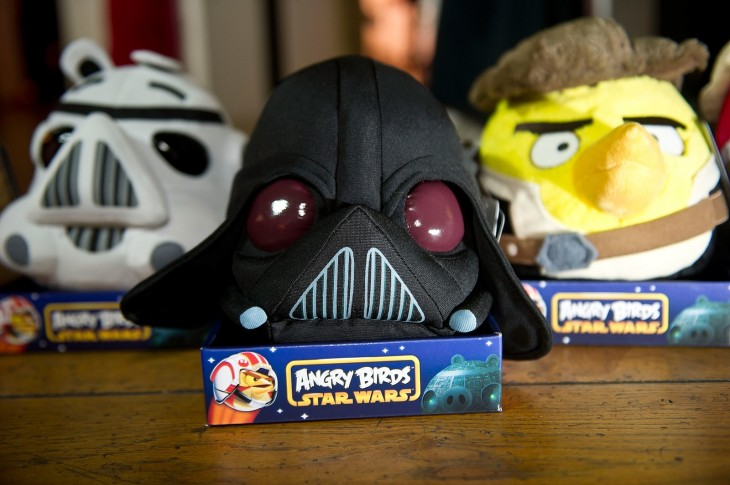 angry birds star wars via getty images 730x485 2012s biggest tech news in pictures