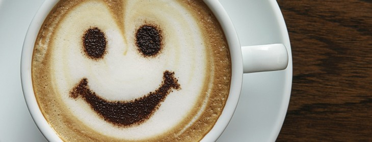 coffee 730x280 How positive thinking builds skills, boosts health and improves your work
