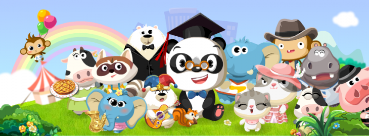 drpanda 11 730x270 China based TribePlay raises $750,000 to produce monthly Dr. Panda kids games