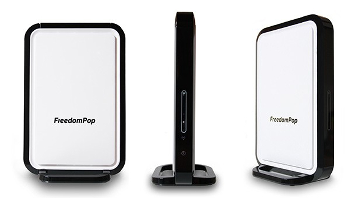 freedompop crop FreedomPop brings Internet access to the masses with Hub Burst modem and 1GB of free data