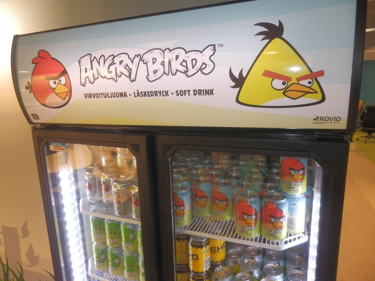 fridge Inside the nest: After 3 years of Angry Birds, whats next for Rovio?