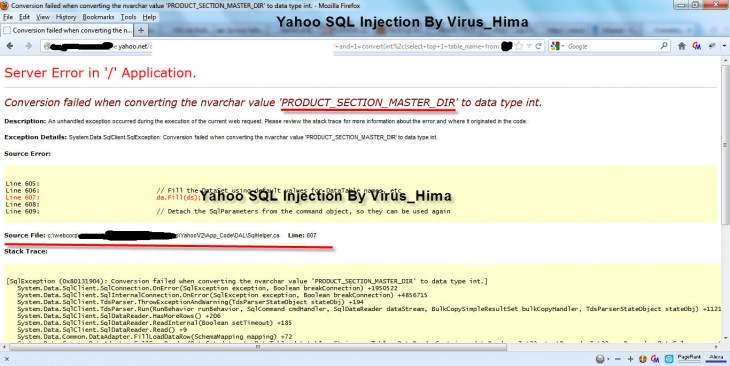 image21 730x366 Hacker claims he has access to some Yahoo servers, company is investigating (Updated)
