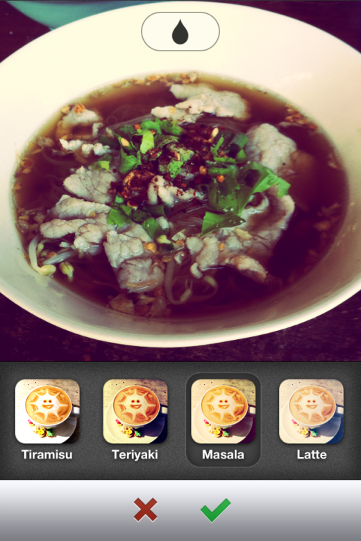 image 5 520x780 Food sharing app Burpple serves up photo filters to make your latest eats look even tastier