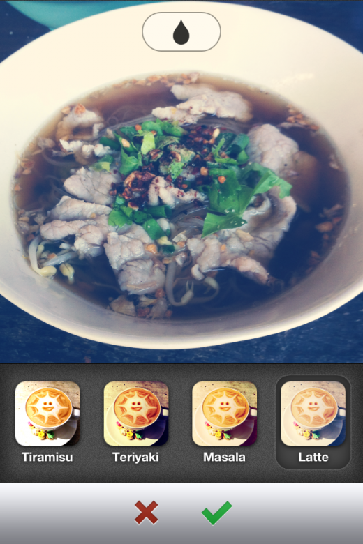 image 6 520x780 Food sharing app Burpple serves up photo filters to make your latest eats look even tastier