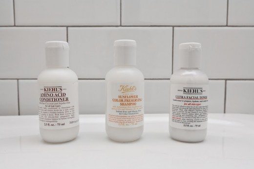 kiehls toiletries 2 520x346 The London based unhotel startup onefinestay opens the doors to 100+ homes in NYC