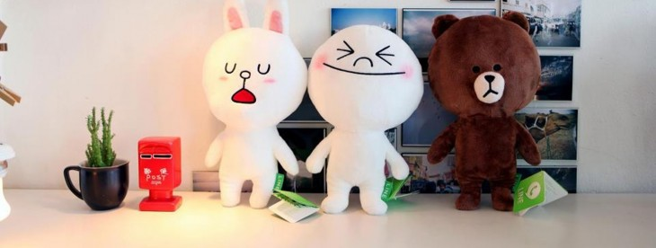 line3 730x276 Messaging company Line is reportedly gearing up for US or Japanese IPO worth $28 billion