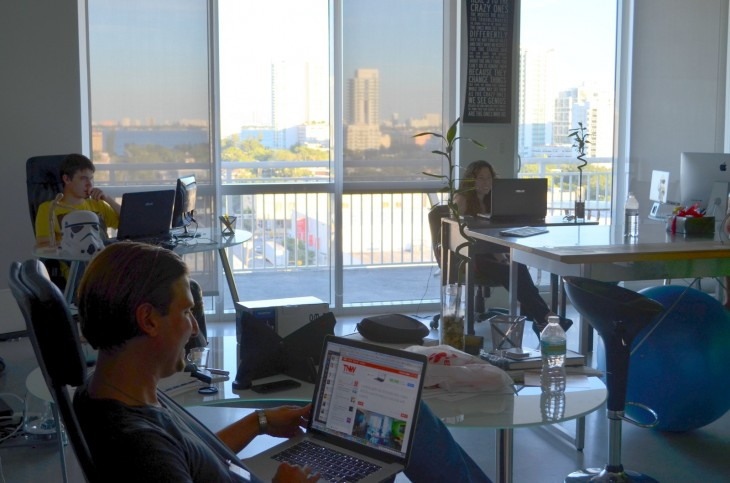 liveninja 14 730x483 Awesome Offices: Inside 8 fantastic startup workplaces in Miami
