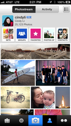 Flickr for iPhone gets better photo upload status, comment notifications and Twitter friend finding