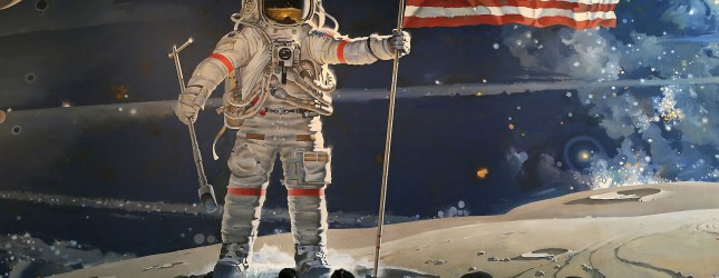 High Tech Sneakers Celebrate 45 Years Since Moon Landing