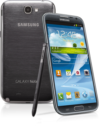 note Samsung ships its millionth Galaxy Note II phablet in Korea