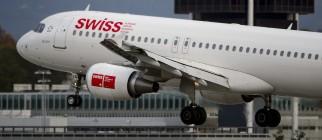 SWITZERLAND-AIRLINE-SWISS-BUSINESS-AIR-TRANSPORT