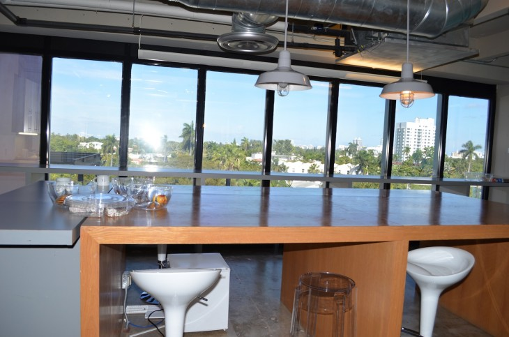 rokk3rlabs breakfast 730x483 Awesome Offices: Inside 8 fantastic startup workplaces in Miami