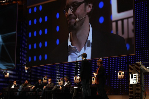 second company Qunb wins the LeWeb 12 startup competition, helps users find and visualize numerical data