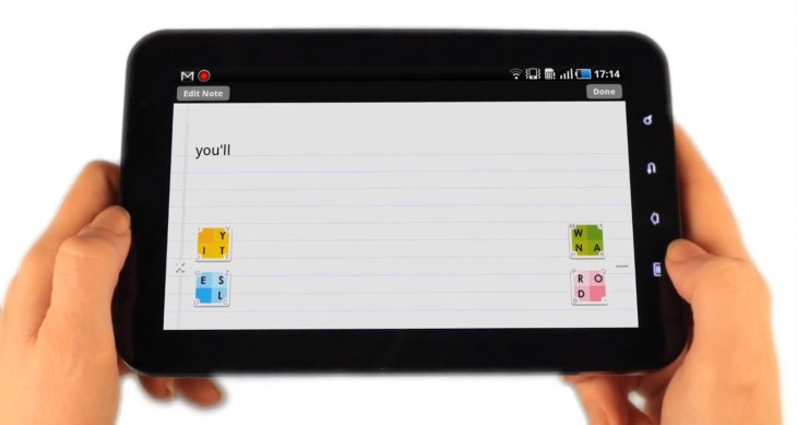 snapkeys1 730x389 SnapKeys SI launches in beta for Android, replacing QWERTY keyboards with an invisible interface