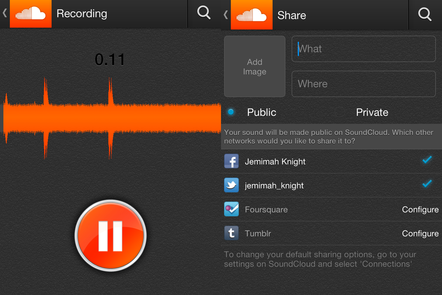 soundcloud screens Just got a new Android device? Download these apps first