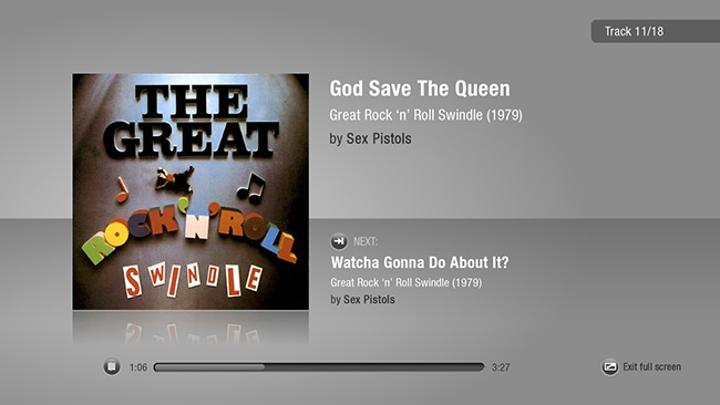 spotify track 650x366 Spotify lands on TiVo Premiere Boxes in the US, joining the likes of Pandora and Rhapsody