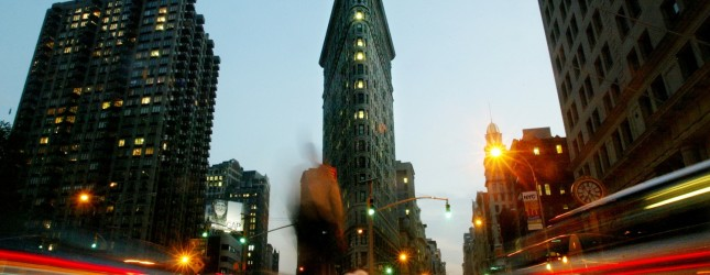 Flatiron Building Celebrates Centennial