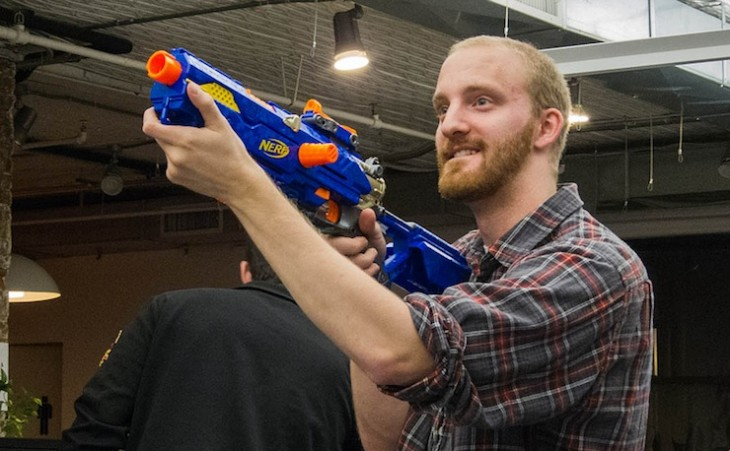 Issue v1.1: From Nerf guns to yoga: What you need to buy to look like a startup