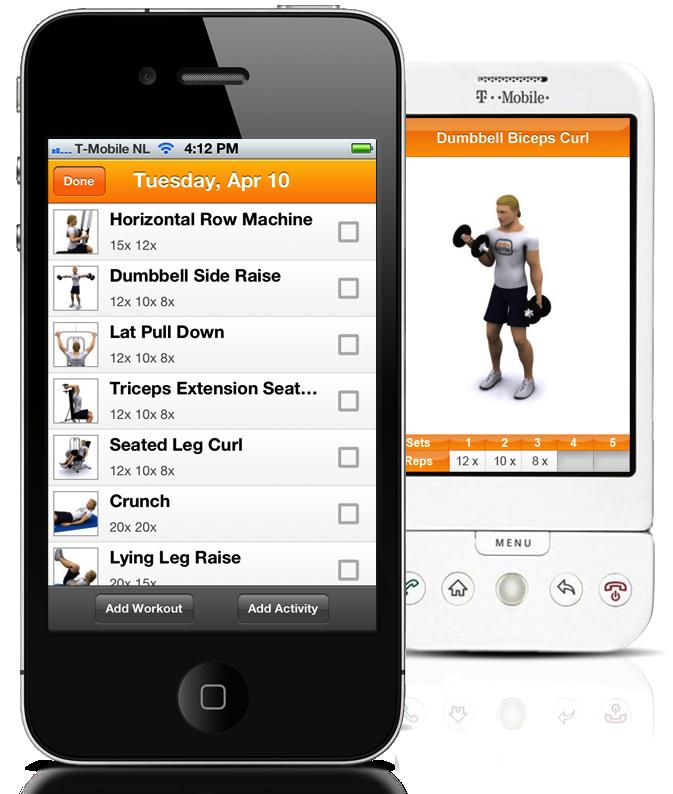 Fitness apps maker virtuagym raises from sanoma