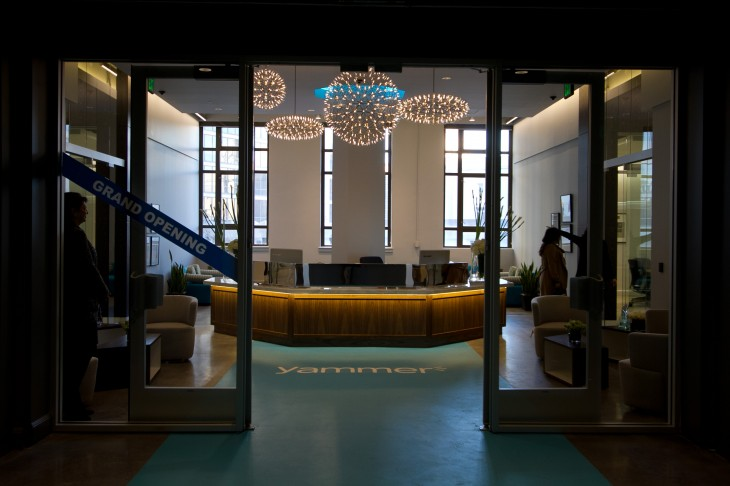 IMG 0003 730x486 Yammer debuts its new 80,000 square foot headquarters in San Francisco