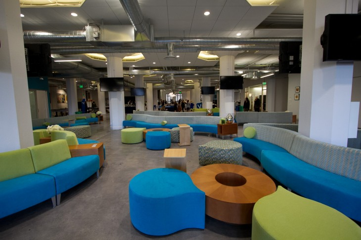 IMG 0014 730x486 Yammer debuts its new 80,000 square foot headquarters in San Francisco