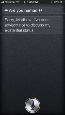 IMG 1252 220x390 More than human: Why does Apple need writers for Siri?