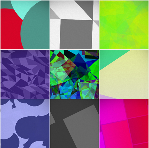 Image 3 A wallpaper app that wont put you to sleep: Deko for iOS lets you generate patterns on the fly