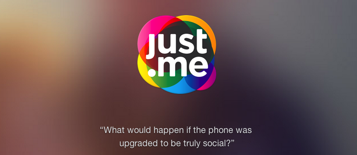Just.me 212709 Upgrading your phone to be truly social: A chat with Just.me founder Keith Teare (video)