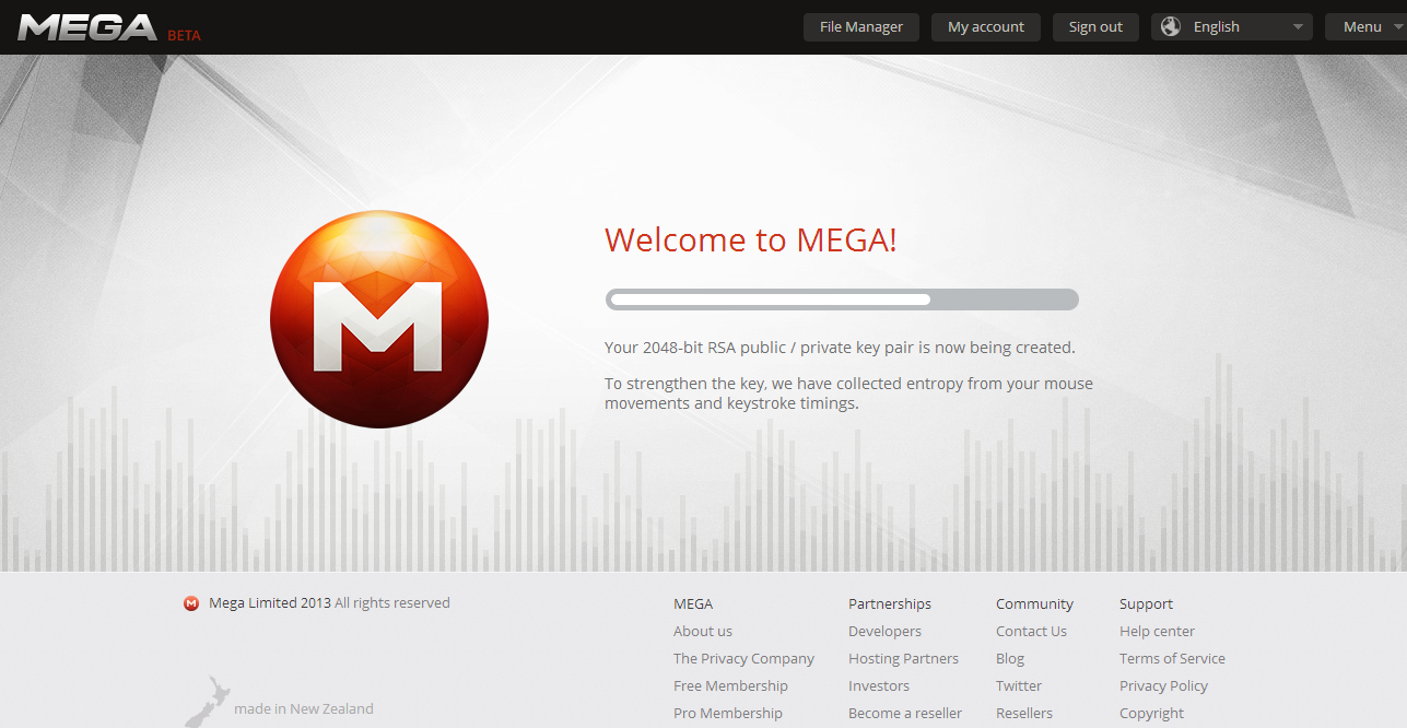 Mega key Say hello to the new Mega: We go hands on.