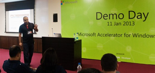 Microsoft Accelerator for Windows Azure Batch 1 Header