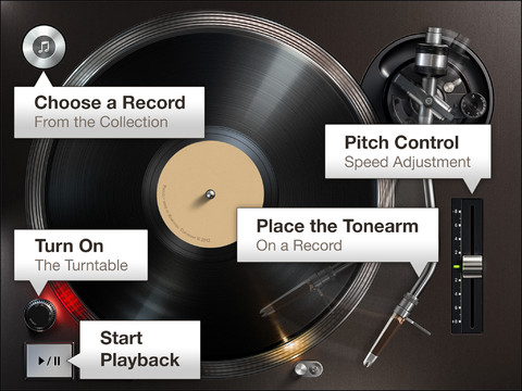 TP2 TNW Pick of the Day: Turnplay is an incredibly realistic record player style music app for iPad