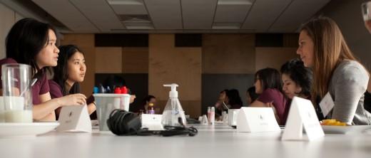 Women Leader Breakfast 2 e1357934781150 520x222 Why we still need to promote gender diversity in tech
