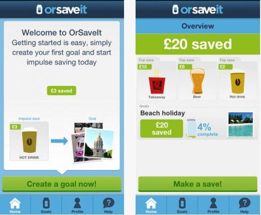a14 520x428 OrSaveIt helps Brits record all their impulse savings on things they dont really need